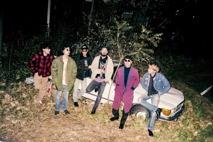 "Suchmos、自主企画対バン・ツアー""Suchmos The Blow Your Mind TOUR""開催発表。ゲストにDragon Ash、The Birthday、never young beach、Yogee New Waves出演決定"