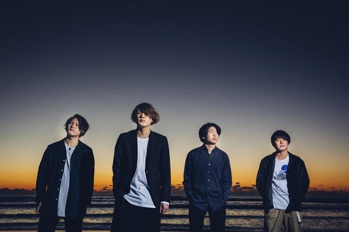 広島発の4ピース・バンド ゆるふわリムーブ、2/15にライヴ会場限定シングルより「ブルースター」配信リリース決定。6/3に広島クアトロでのワンマンも