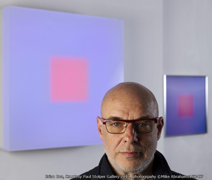 Brian Eno、過去のレア曲や未発売曲収録の豪華ボックス『Music For Installations』5/4リリース決定