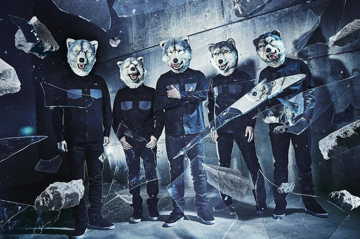 """MAN WITH A MISSION、4/18リリースのニュー・シングル詳細発表。収録曲「Winding Road」がTVアニメ""""ゴールデンカムイ""""OP曲に決定&購入者特典は""""新生活応援シリーズ"""""""