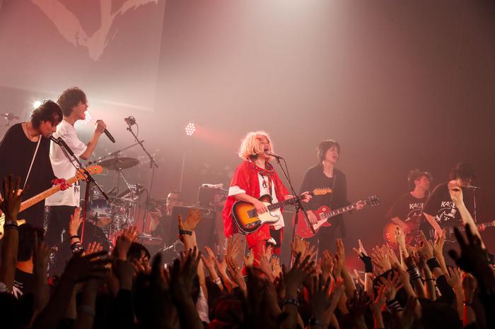 """アルカラ、6/20にワンマン・ツアー""""KAGEKIにやってくれないかチュアー""""ファイナルのDVDリリース決定。本日より予約スタート"""