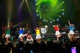 バンドじゃないもん!、3/22にGYAO!にて日本青年館ワンマン・ライヴの模様をメンバー・コメンタリー付き完全無料の独占生配信決定