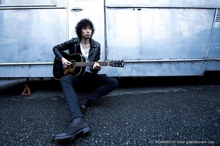 斉藤和義、8月よりデビュー25周年記念ツアー開催発表