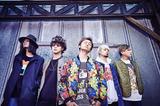 "LAID BACK OCEAN、新曲「Million」が""横浜マラソン2018""のPRソングに決定"