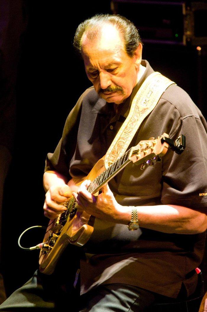 THE VENTURESのギタリスト Nokie Edwardsが逝去