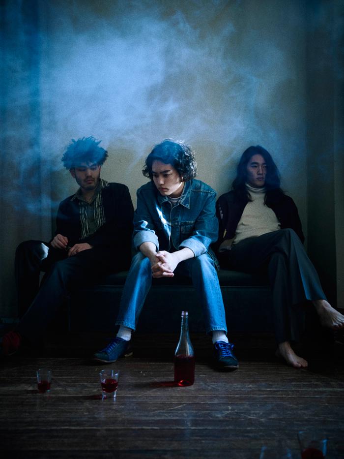 The fin.、本日3/14リリースの2ndフル・アルバム『There』リード・トラック「Shedding」MV公開