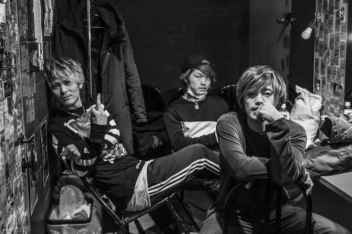 """大阪発のロック・バンド""""ユビキタス""""、4/9-10に行われる大阪でのライヴをもって活動休止を発表"""