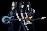 """女子高生ロック・バンド DROP DOLL、6/3に渋谷RUIDO K2にて女子高生バンドのためのロック・フェス""""JK☆ROCK FES VOL.1""""開催決定。応募受付もスタート"""