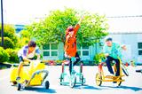愛媛発の男女ツインVoメロディック・パンク・バンド LONGMAN、9/26リリースのミニ・アルバム『WALKING』ジャケ写&収録曲発表。早期予約特典DVDのティザー映像公開も
