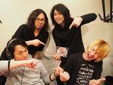 THE YELLOW MONKEYの菊地英昭(Gt)率いるbrainchild's、ニュー・アルバム『STAY ALIVE』リリース記念企画でメンバーが直接CDをお届け