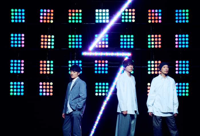 フジファブリック、3ヶ月連続配信リリース第1弾として新曲「電光石火」を急遽本日4/14 24時より配信スタート。MV&新ヴィジュアルも公開