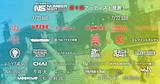"""7/21-22に福岡にて開催されるイベント""""NUMBER SHOT 2018""""、第4弾出演アーティストMAN WITH A MISSION、オーラル、MONOEYES、フレデリック、あいみょんら決定"""