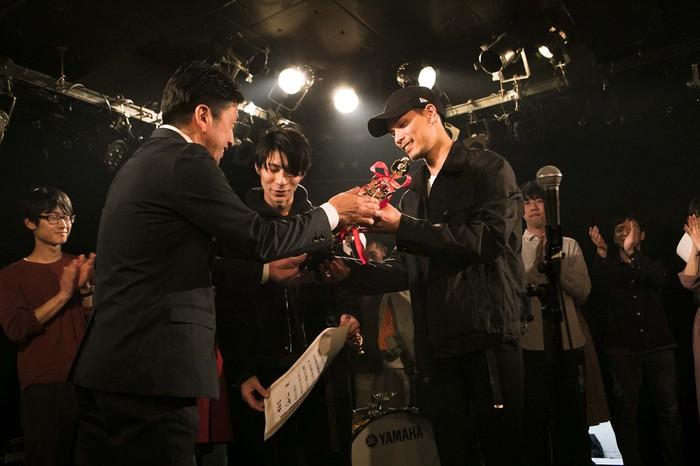 """無差別級LIVEオーディション""""TOKYO BIG UP!2018""""、ふたり組ユニット Opus Innグランプリ獲得"""