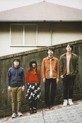京都発の男女混合ロック・バンド ベランダ、4/11リリースの初となる全国流通盤『Anywhere You Like』より「エニウェア」MV公開