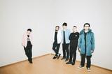 Keishi Tanaka × the band apart、6/20にスプリット・シングル『Break It Down / Falling in Love』リリース決定。6/2よりライヴ会場にて先行販売も