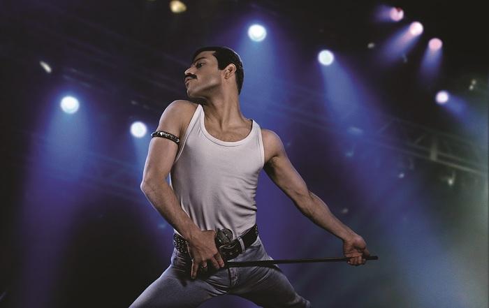 """QUEEN、Freddie Mercury(Vo)の伝記映画""""ボヘミアン・ラプソディ""""が11月に日本公開決定。特報映像も"""