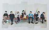 cinema staff×アルカラ、6/13リリースのスプリットEPよりそれぞれのオリジナル曲「first song(at the terminal)」、「サースティサースティサースティガール」MV公開