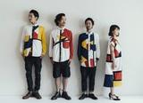 4ピース・インスト・バンド jizue、7/25に2年ぶりのニュー・アルバム『ROOM』リリース決定。8月にtoeを迎えレコ発ライヴ開催も