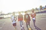 KEYTALK、6/16に5thアルバム『Rainbow』バンド・スコア発売決定
