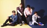"""岡崎体育、6/21開催""""TOKUFUKU LIVE Connect! Vol.3""""で共演するw-inds.とのコラボ・ヴィジュアル公開"""