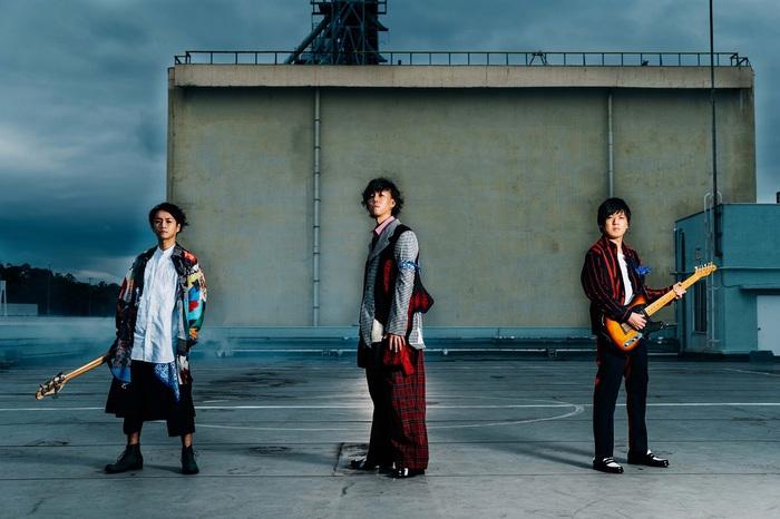 """RADWIMPS、5/23放送""""SCHOOL OF LOCK!""""にてニュー・シングル表題曲「カタルシスト」初オンエア"""