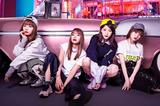 SILENT SIREN、7/11ニュー・シングル『19 summer note.』リリース決定。8月に東名阪で2部制スペシャル・ワンマン開催も