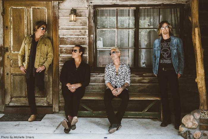 STONE TEMPLE PILOTS、ニュー・アルバム収録曲「Roll Me Under」オフィシャル・ライヴ映像公開