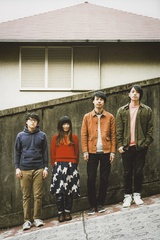 京都発の男女混合ロック・バンド ベランダ、初となる全国流通盤『Anywhere You Like』より「しあわせバタ~」MV公開。リリース・ツアー対バン・アーティスト追加発表も
