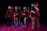 """女王蜂、毎年恒例""""蜂の日""""に東京キネマ倶楽部にて""""女王蜂単独公演「DOPE ~蜂月蜂日~」""""開催決定。今年は9/9に札幌公演も"""