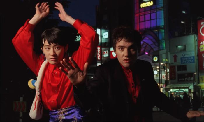 """水曜日のカンパネラ参加のMOODOÏD新曲「Langage」MV公開。Pablo Padovani(Vo/Gt)が東京を舞台にコムアイ&""""河童""""と出会う"""
