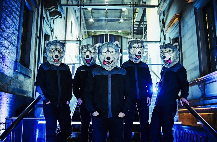 """MAN WITH A MISSION、6/8放送""""ミュージックステーション""""出演決定"""