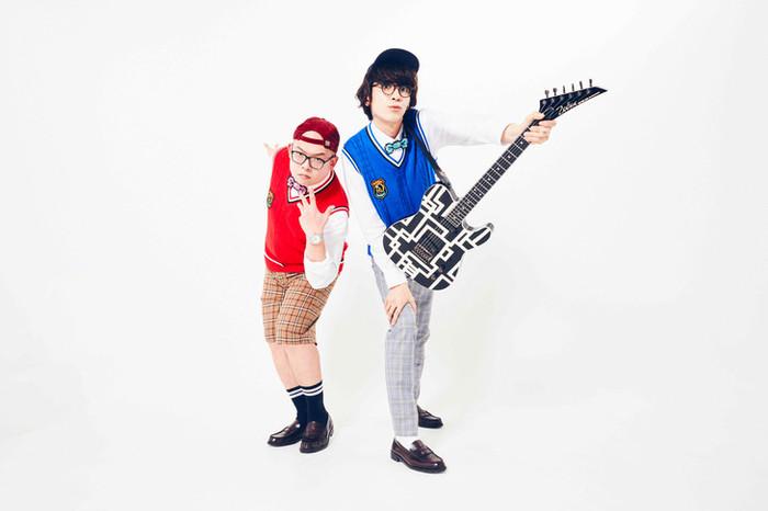 """スーパーJ-POPユニット ONIGAWARA、6/13リリースの1st""""オニアルバム""""『GAWARA!』より「抱きしめたい」MV公開。明日6/8より先行配信スタートも"""