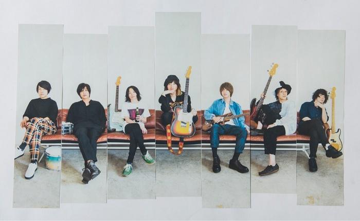 "cinema staff×アルカラ、6/28にLINE LIVEにて""cinema staff×アルカラ「undivided E.P.」リリース&ネコフェス記念特番""生配信決定"