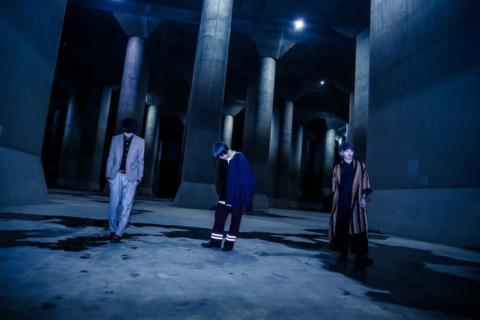 YouTuberバンド Non Stop Rabbit、7/4リリースの1stフル・アルバム『全A面』より「UNorder」MV公開
