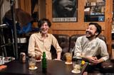 Ryu(Ryu Matsuyama)×三船雅也(ROTH BART BARON)、6/27下北沢LIVEHOLICでのツーマン・ライヴへ向けた対談公開
