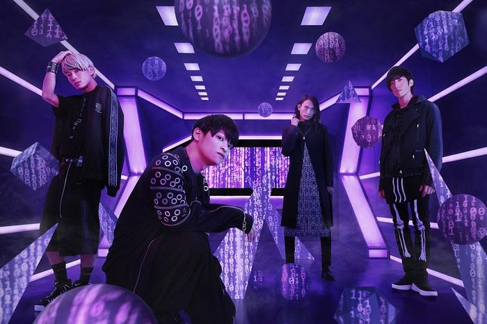 THE ORAL CIGARETTES、ニュー・アルバム『Kisses and Kills』より「PSYCHOPATH」MV(Short Ver.)公開