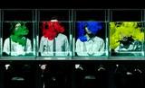 夜の本気ダンス、8/8リリースのニュー・シングル『Magical Feelin'』収録曲&新アー写公開。ハヤシ(POLYSICS)による「Crazy Dancer」リミックス音源収録も