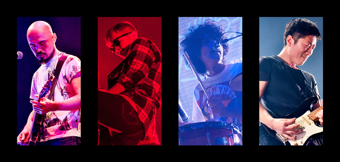 8otto、最新アルバム『Dawn On』リリース・ツアー続編が開催決定。対バンにCOMEBACK MY DAUGHTERS、Sawagiら