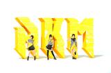 あゆみくりかまき、8/3リリースの会場限定シングル『アナログマガール'18 / 19 GROWING UP -ode to my buddy-』ジャケ写&新ヴィジュアル公開