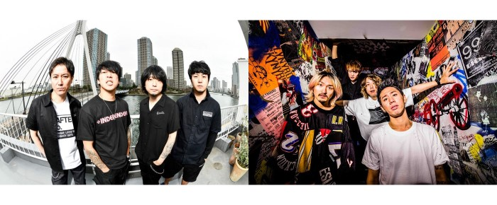 """ELLEGARDEN、8月開催の約10年ぶりライヴ・ツアー""""THE BOYS ARE BACK IN TOWN TOUR 2018""""ゲストにONE OK ROCK決定"""