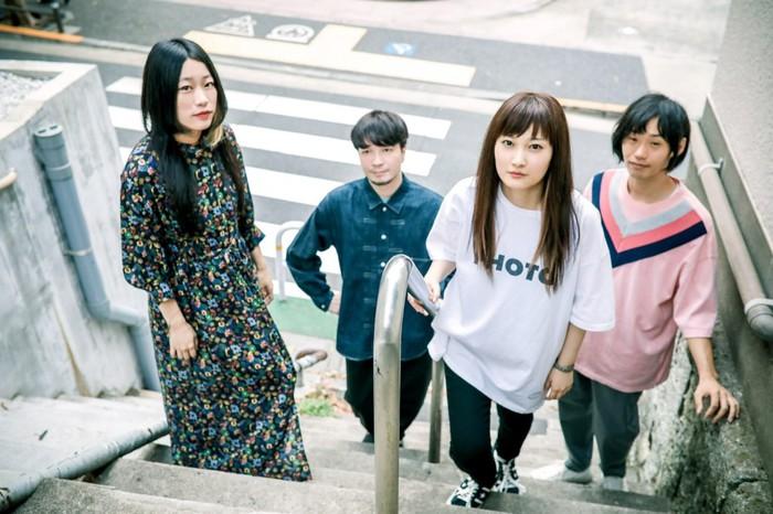 きのこ帝国、約2年ぶりニュー・アルバム『タイム・ラプス』9/12リリース決定