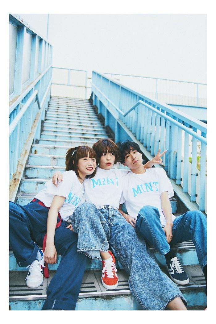 """MINT mate box、MOSHIMOとのツーマン・ツアー""""GOOD CREW TOUR""""開催決定"""
