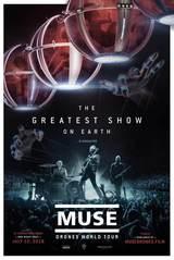 "MUSE、8/3-9にライヴ・フィルム""MUSE: Drones World Tour""緊急アンコール上映決定"