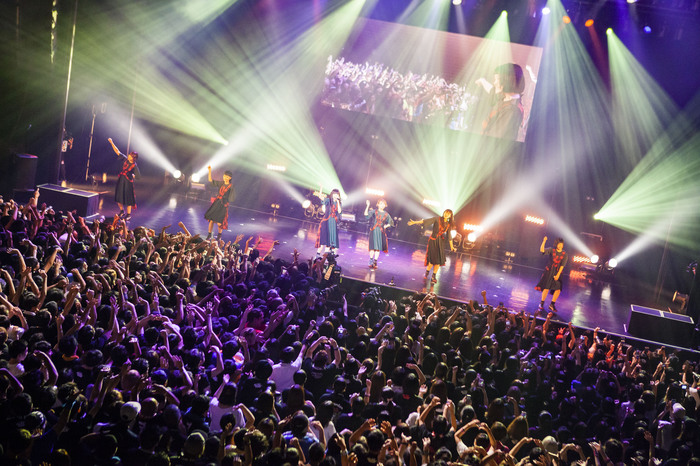 BiSH BRiNG iCiNG SHiT HORSE TOUR FiNAL THE NUDE WOWOWライブ