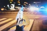 """LA生まれ京都在住の現役大学生SSW 竹内アンナ、8/19放送のフジテレビ系""""Love music""""にSCOOBIE DO、UNCHAIN、黒猫チェルシーのメンバーを従え初出演"""