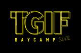 """9/7開催の""""BAYCAMP""""前夜祭""""BAYCAMP2018 TGIF""""、タイムテーブル公開。出演アーティスト第3弾にWienners、Homecomings、羊文学、劇場版ゴキゲン帝国ら決定も"""