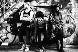 ex-WHITE ASHのび太&彩によるバンド  THE LITTLE BLACK、10/3に1stミニ・アルバム『THE LITTLE BLACK』リリース決定。11月よりZantöとのツーマン・ツアー開催も