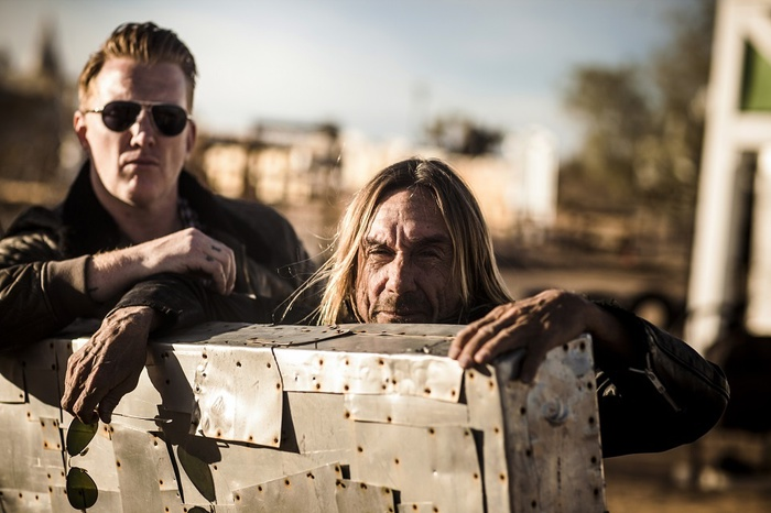 "Josh Homme(QOTSA)が共同監督を務めIggy Popとのコラボを綴ったドキュメンタリー映画""アメリカン・ヴァルハラ""、11/7にBlu-ray&DVDリリース決定"