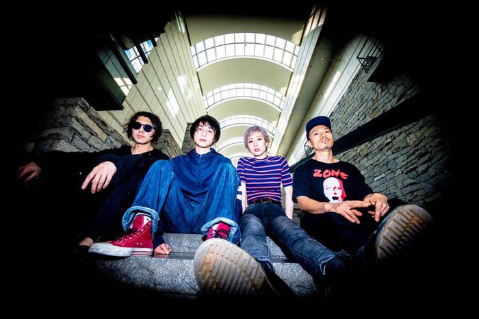 下北沢発の爆裂ノイジー・バンド BALLOND'OR、ミニ・アルバム『Blue Liberation』より「NOISE YOUTH」MV公開。11/2開催のレコ発イベントにFINLANDSら出演決定も