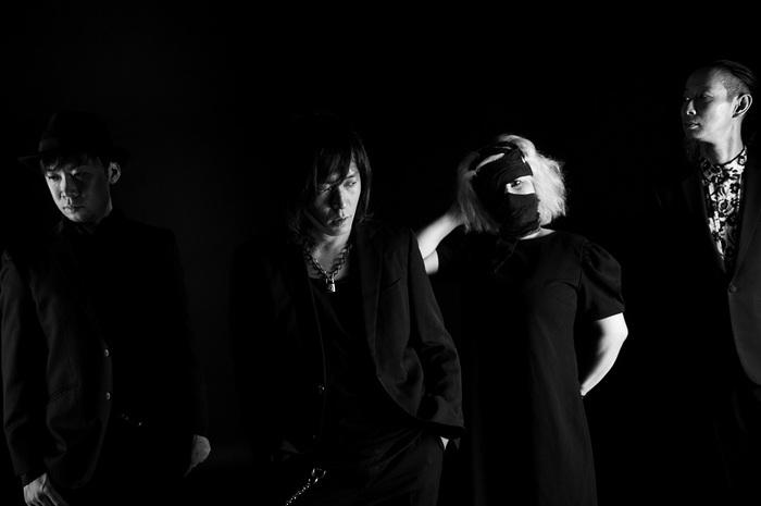 KAGERO、約3年ぶりニュー・アルバム『KAGERO Ⅵ』より「chemicadrive」MV公開。本日9/12からiTunes/Apple Musicにて先行配信スタートも
